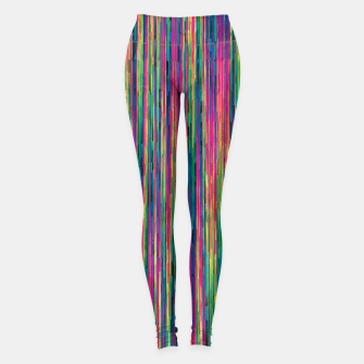 Thumbnail image of Abstract 6 Leggings, Live Heroes
