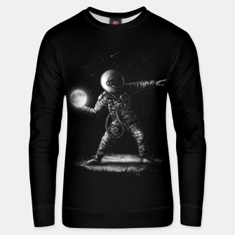 Thumbnail image of Moonlotov Unisex sweater, Live Heroes