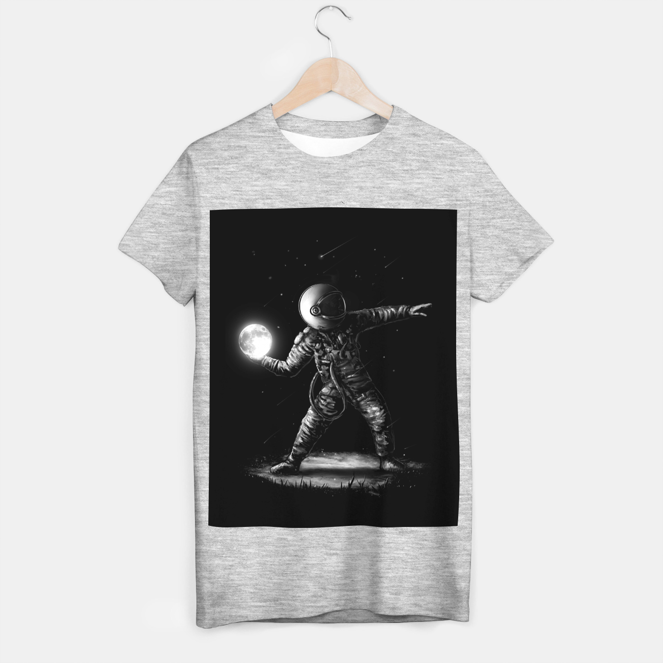 Image of Moonlotov T-shirt regular - Live Heroes