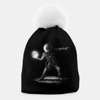 Thumbnail image of Moonlotov Beanie, Live Heroes