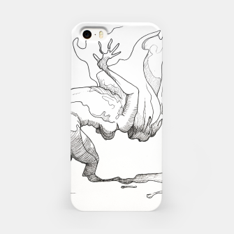 Thumbnail image of Fear of falling iPhone Case, Live Heroes