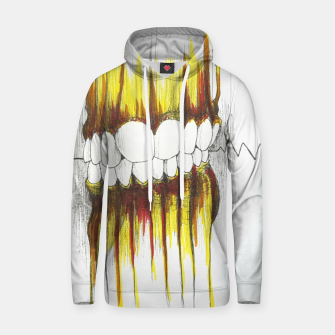 Thumbnail image of Teeth Hoodie, Live Heroes
