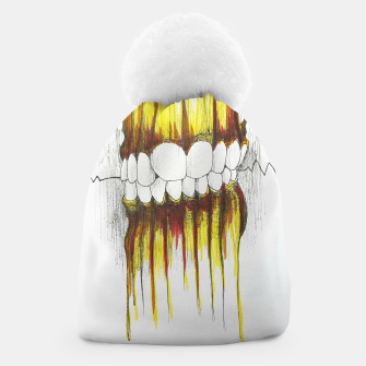 Thumbnail image of Teeth Beanie, Live Heroes