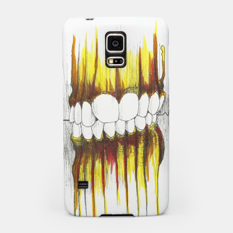 Thumbnail image of Teeth Samsung Case, Live Heroes