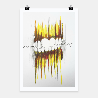Thumbnail image of Teeth Poster, Live Heroes