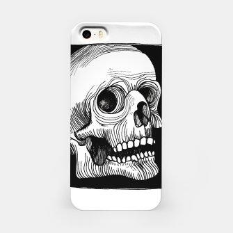 Miniatur Skull iPhone Case, Live Heroes