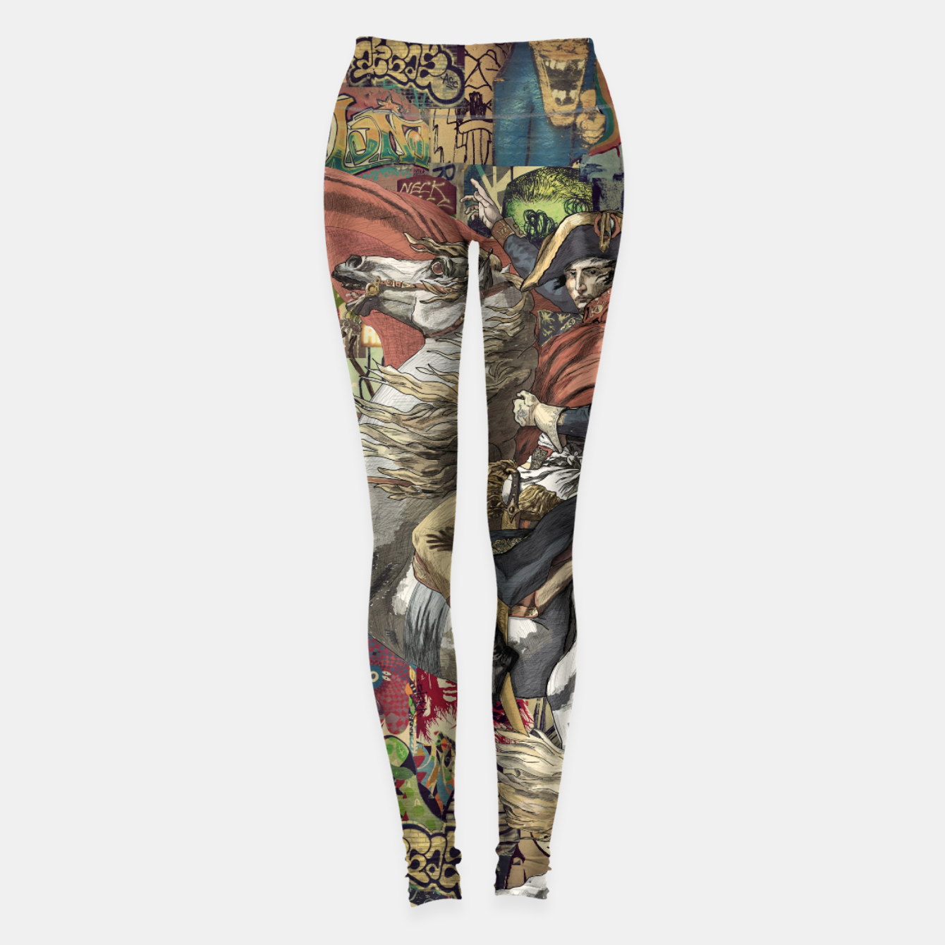 Zdjęcie Laser Guided Democracy Leggings - Live Heroes