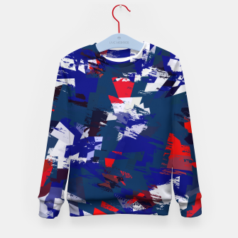 Thumbnail image of SAHARASTREET-SS113 Kid's sweater, Live Heroes