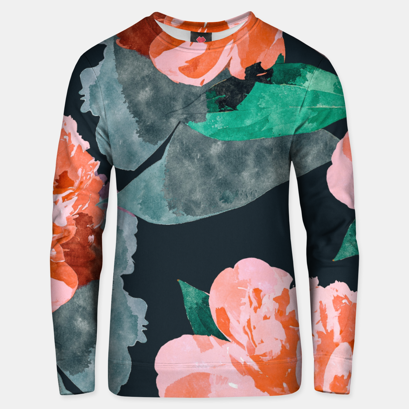 Image of The Joy Of Missing Out II Unisex sweater - Live Heroes