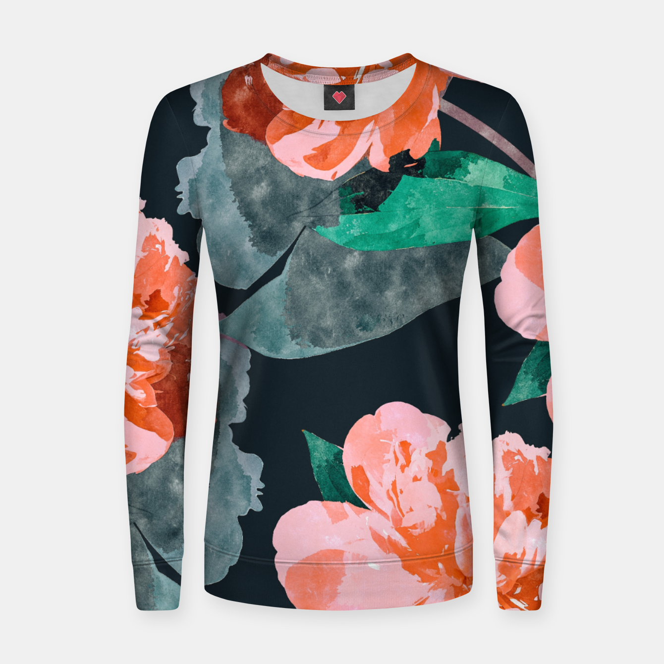 Image of The Joy Of Missing Out II Women sweater - Live Heroes
