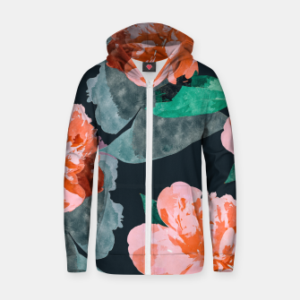 The Joy Of Missing Out II Zip up hoodie thumbnail image