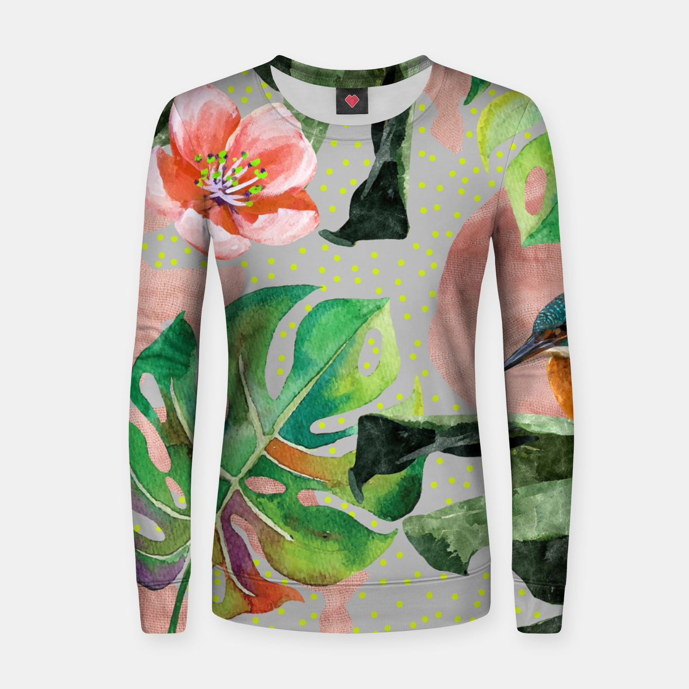 Foto Bird Sanctuary Women sweater - Live Heroes