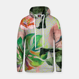 Thumbnail image of Bird Sanctuary Hoodie, Live Heroes