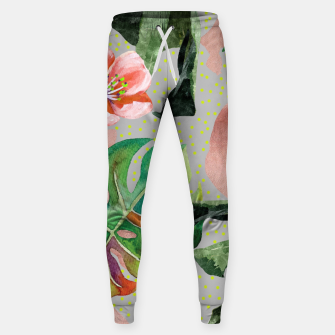 Miniatur Bird Sanctuary Sweatpants, Live Heroes