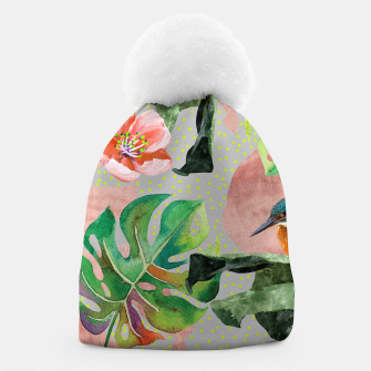 Thumbnail image of Bird Sanctuary Beanie, Live Heroes