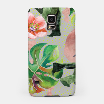 Bird Sanctuary Samsung Case Bild der Miniatur