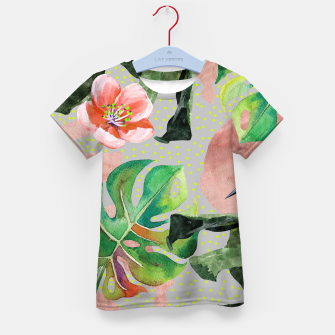 Bird Sanctuary Kid's t-shirt thumbnail image