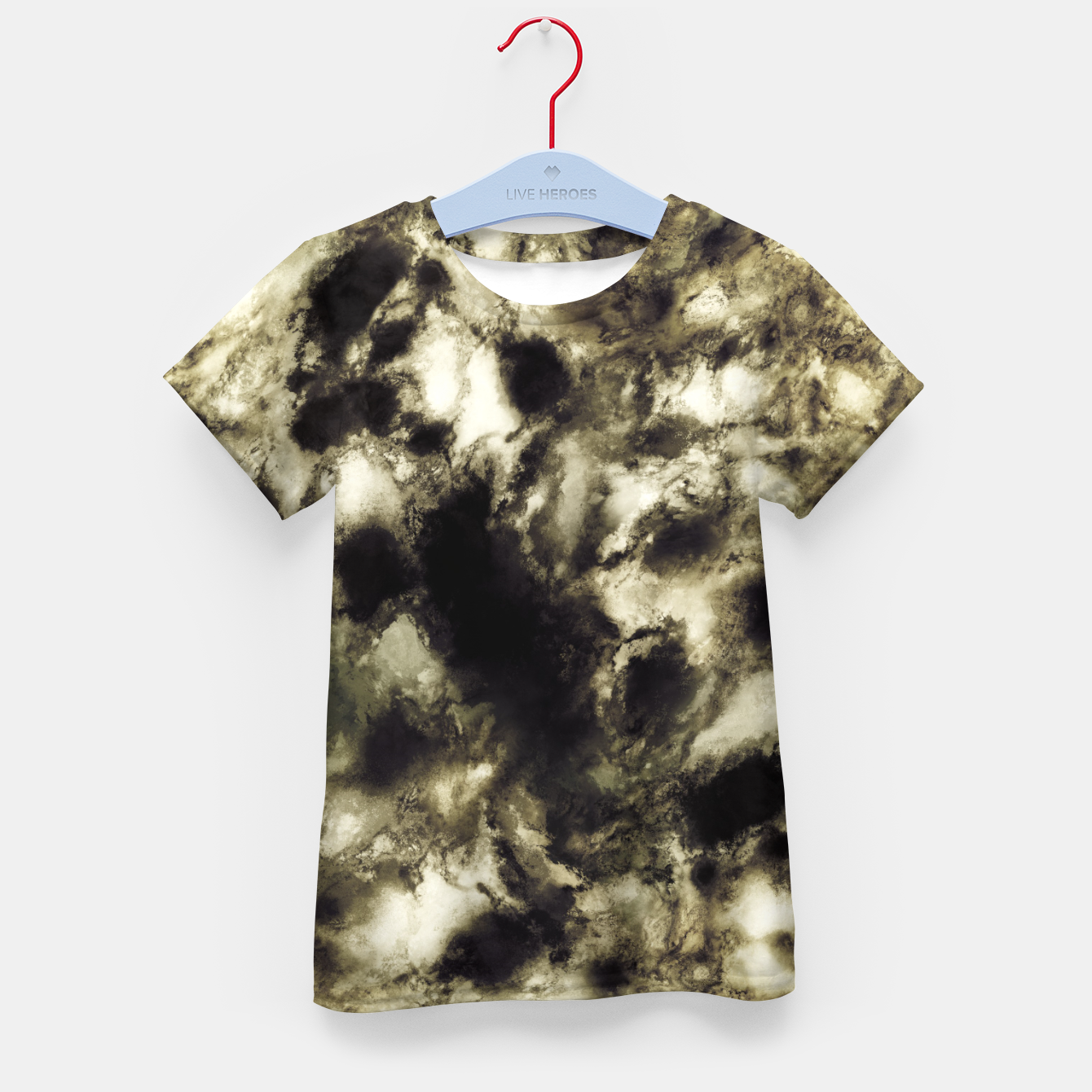 Image of Suspend a moment Kid's t-shirt - Live Heroes