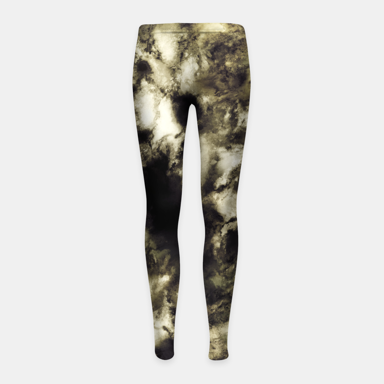 Image of Suspend a moment Girl's leggings - Live Heroes