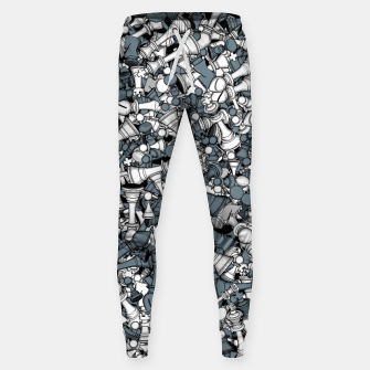 Thumbnail image of Chess Master Sweatpants, Live Heroes