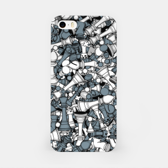 Thumbnail image of Chess Master iPhone Case, Live Heroes