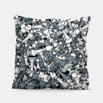 Thumbnail image of Chess Master Pillow, Live Heroes