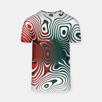 Thumbnail image of Abstract Boxes T-shirt, Live Heroes