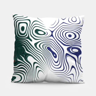 Thumbnail image of Abstract Boxes Pillow, Live Heroes
