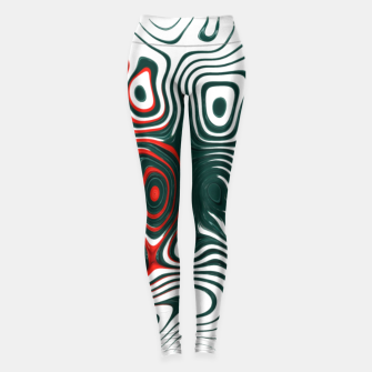 Thumbnail image of Abstract Boxes Leggings, Live Heroes