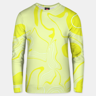 Thumbnail image of Yellow YOLO Sweater, Live Heroes