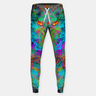 Miniatur Dragon Smoke (psychedelic, visionary) Sweatpants, Live Heroes