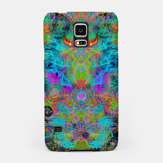 Miniatur Dragon Smoke (psychedelic, visionary) Samsung Case, Live Heroes