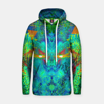 Miniatur The Archon's Stare (visionary, psychedelic) Hoodie, Live Heroes