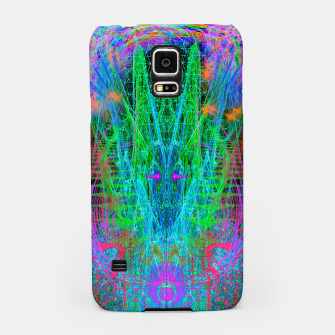 Thumbnail image of The Crystalline Androgyne (visionary, surreal, psychedelic) Samsung Case, Live Heroes