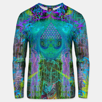 Miniature de image de The Mouth of Crystal Waves Unisex sweater, Live Heroes