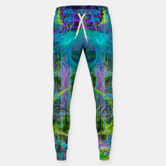 Miniatur The Mouth of Crystal Waves Sweatpants, Live Heroes