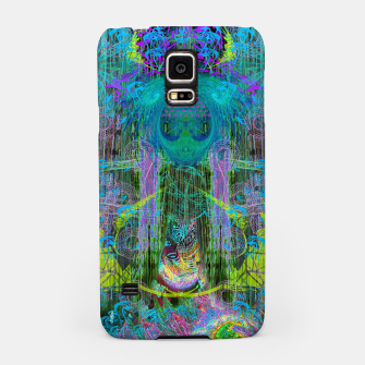 Miniature de image de The Mouth of Crystal Waves Samsung Case, Live Heroes