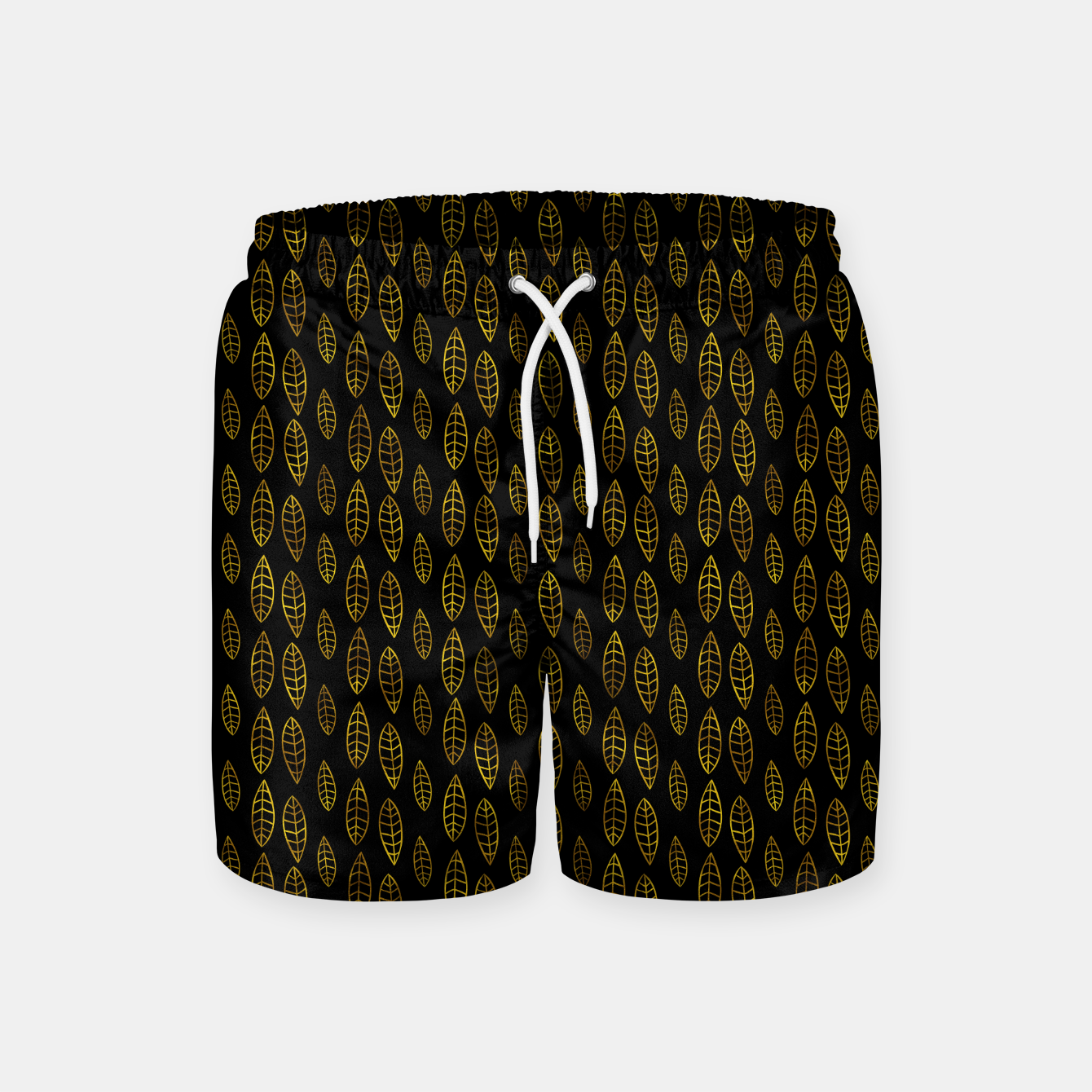 Foto Simple Gold Pattern - 03 Swim Shorts - Live Heroes