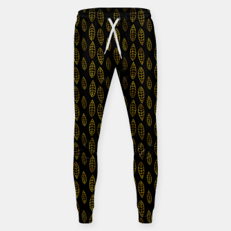 Simple Gold Pattern - 03 Sweatpants Bild der Miniatur