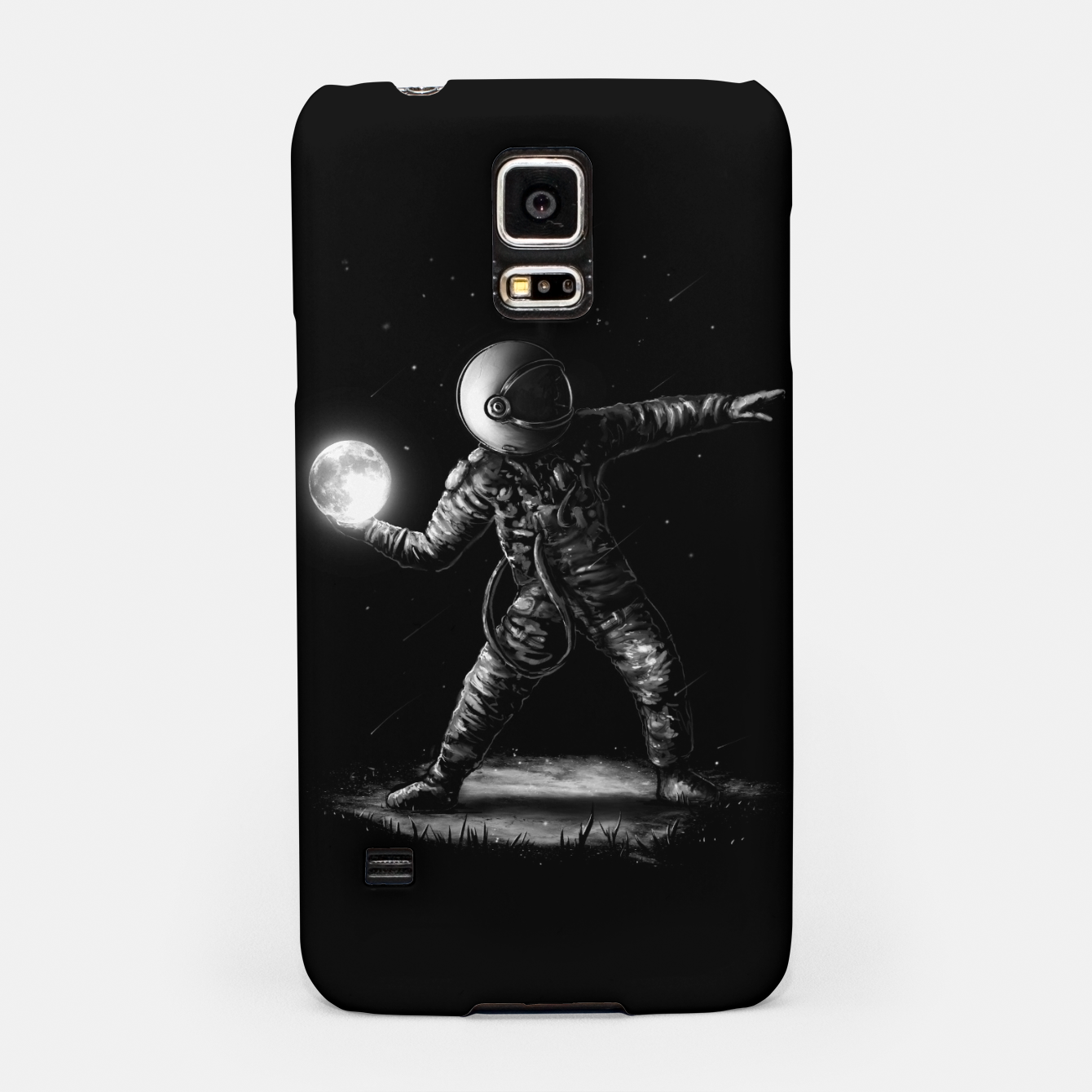 Image of Moonlotov Samsung Case - Live Heroes