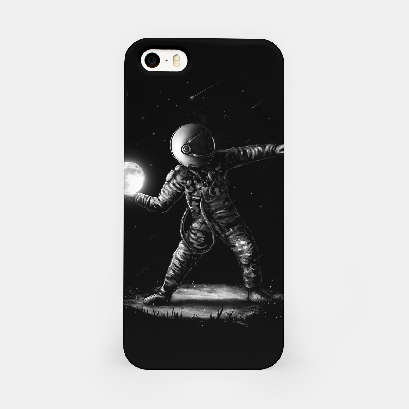 Image of Moonlotov iPhone Case - Live Heroes