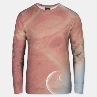 Thumbnail image of Fantastic Space Unisex sweater, Live Heroes