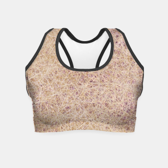 Thumbnail image of Mess colour  Crop Top, Live Heroes