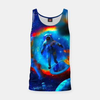 Thumbnail image of Lost Astronaut Tank Top, Live Heroes