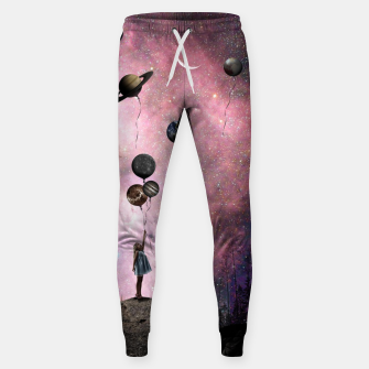 Thumbnail image of Planet Girl Sweatpants, Live Heroes