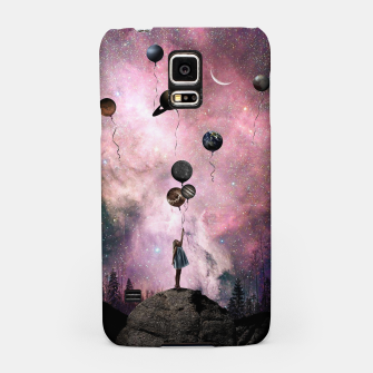 Thumbnail image of Planet Girl Samsung Case, Live Heroes