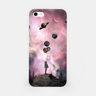 Thumbnail image of Planet Girl iPhone Case, Live Heroes