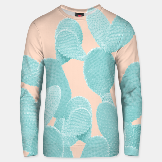 Thumbnail image of Summer Cactus #1 #succulent #decor #art Unisex sweatshirt, Live Heroes