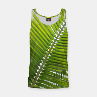 Thumbnail image of green leaves Muskelshirt , Live Heroes