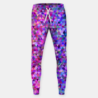 Thumbnail image of Triangles Sweatpants, Live Heroes